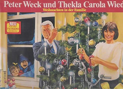 Weihnachten in der Familie (1985, & Thekla Carola Wied) [Vinyl LP]
