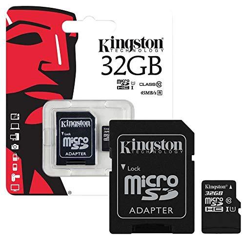 fundisc class-10Micro SDHC 32GB Speicherkarte für Microsoft Lumia 540, Lumia 650und Lumia 640LTE & XL Handys
