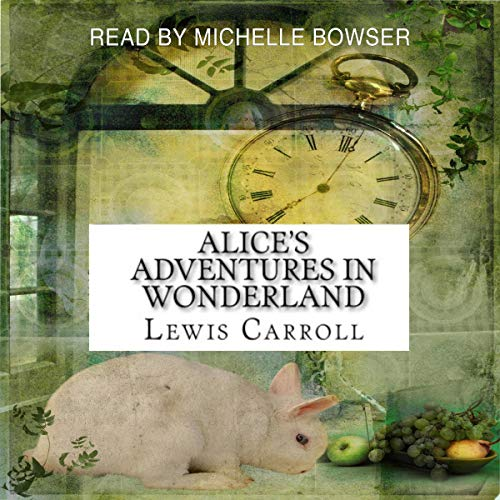 Page de couverture de Alice's Adventures In Wonderland (Academic Edition)