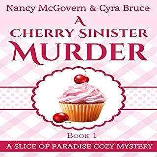 A Cherry Sinister Murder audiobook cover art