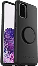 OtterBox Otter + POP Symmetry Series Case for Galaxy S20+ - Black