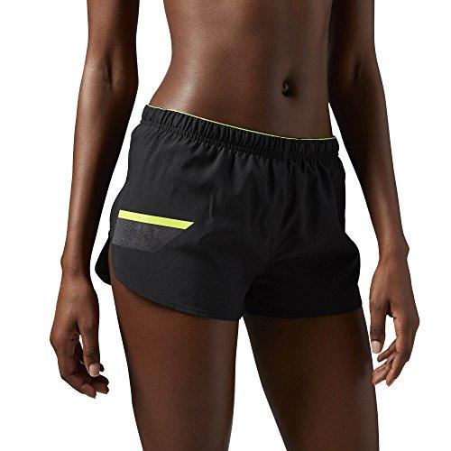 Reebok One Series Running 3Pulgadas Woven–Pantalones Cortos, Black, XL, aj0379