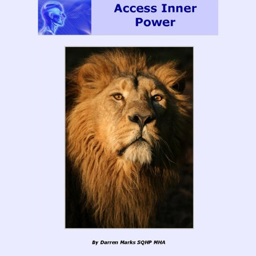 Access Inner Power audiobook cover art