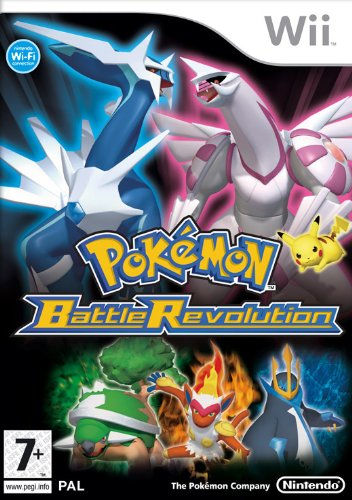 Wii Pokémon Battle Revolution
