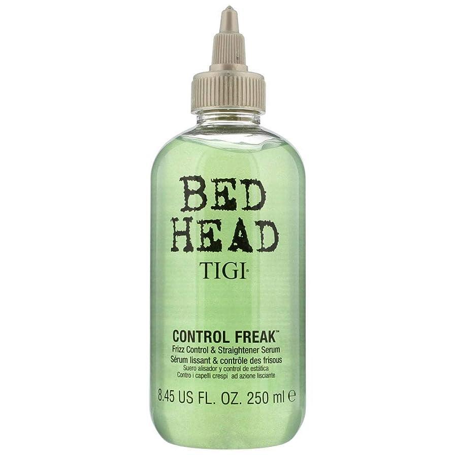同様のボクシングゲームティジー ベッドヘッド コントロールフリークセラム Tigi Bed Head Control Freak Frizz Control & Strightener Serum 250ml [並行輸入品]