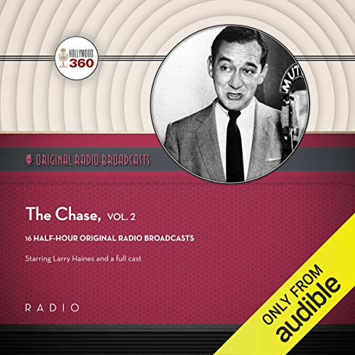 The Chase, Vol. 2 audiobook cover art