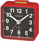 Casio Collection Despetador TQ140, Rojo