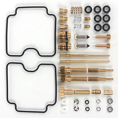 YFM660R Carburetor Rebuild Carb Repair Kits Set Replacement for 2001-2005