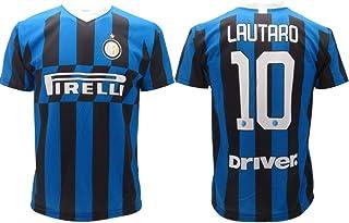 LC SPORT SRL Camiseta Inter Lautaro Martinez 10 Réplica