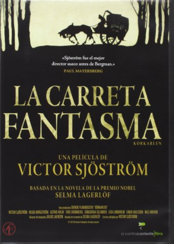 La Carreta Fantasma [DVD]