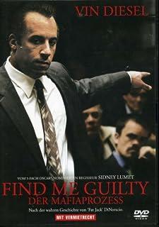 Find me Guilty der Mafiaprozess