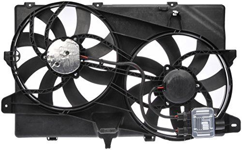 Dorman 621-392 Engine Cooling Fan Assembly for Select Ford/Lincoln Models