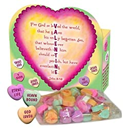 Conversation Heart Boxes