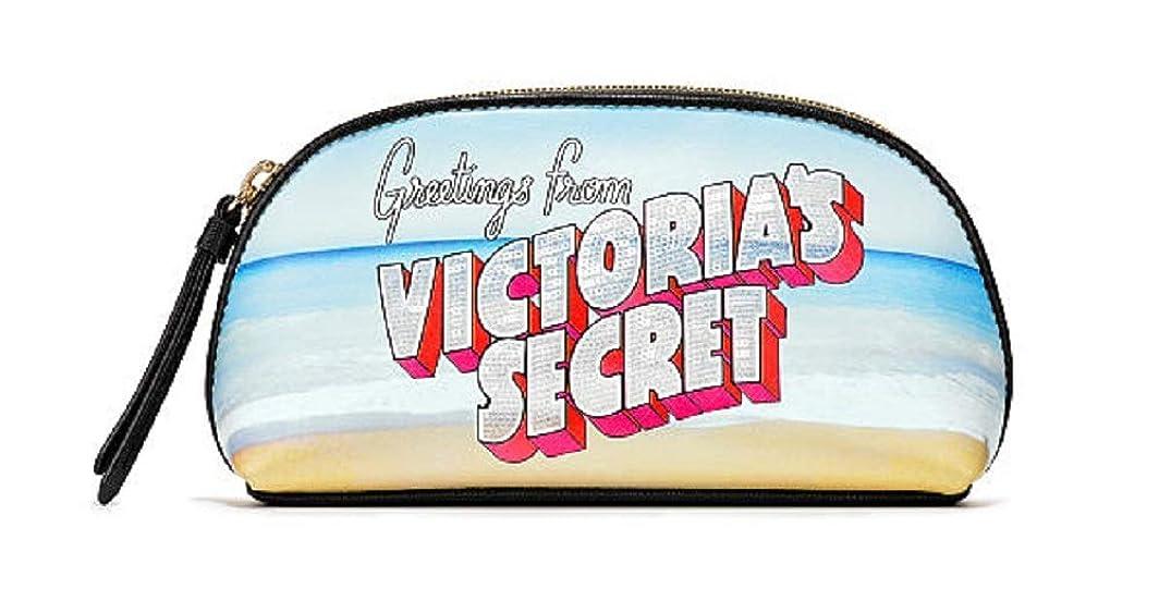 殉教者続編給料VICTORIA'S SECRET (ヴィクトリアシークレット) ポーチ スモールサイズ Getaway Beauty Bag [並行輸入品]