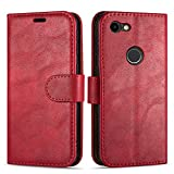 Case Collection Premium Leather Folio Cover for Google