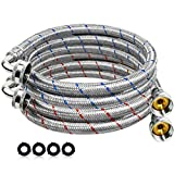 Best Washer Hoses - 2 Packs 10 FT Washing Machine Hoses Review