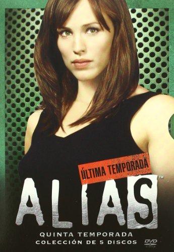 Alias - Temporada 5 [DVD]