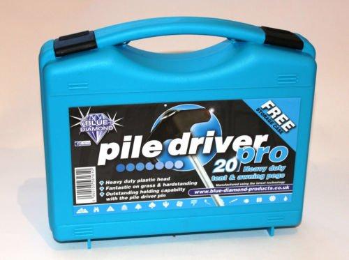 Blue Diamond Pile Driver Pro Pegs by Blue Diamond