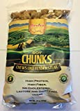 Soy Chunks (TVP) by Reviva Foods (Unflavored, 7.5oz)
