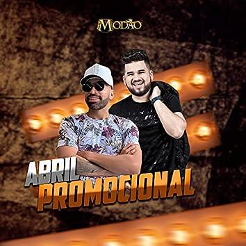 Promocional Abril (Cover)