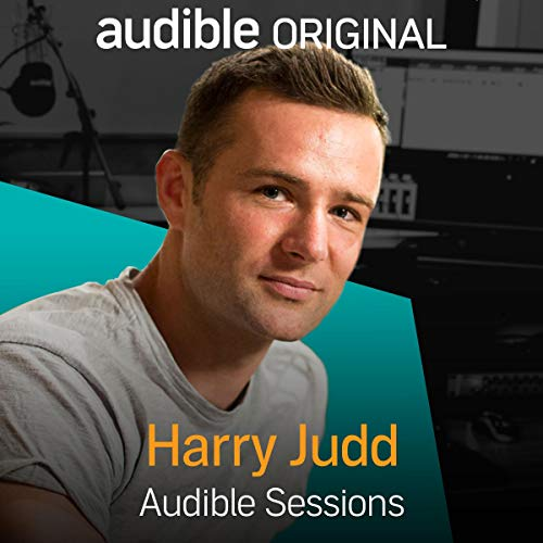 Harry Judd cover art