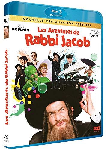 Les Aventures de Rabbi Jacob [Blu-Ray]