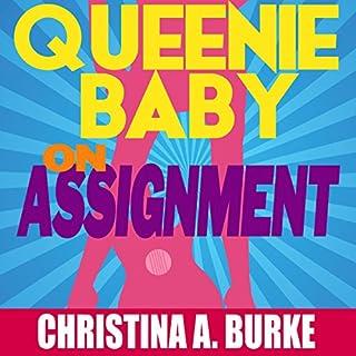 Queenie Baby: On Assignment audiobook cover art
