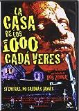 La casa de los 1000 cadáveres DVD