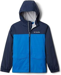 Columbia Boys' Rain-Zilla Reflective Jacket