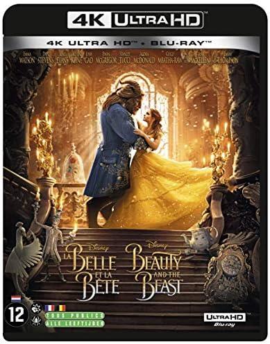 La Belle et la Bête [4K Ultra HD + Blu-Ray]