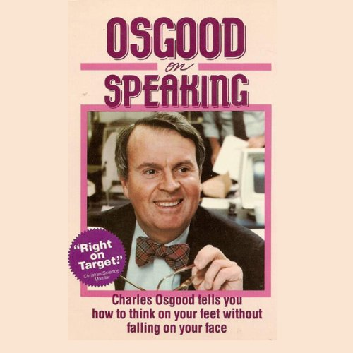 Osgood on Speaking cover art