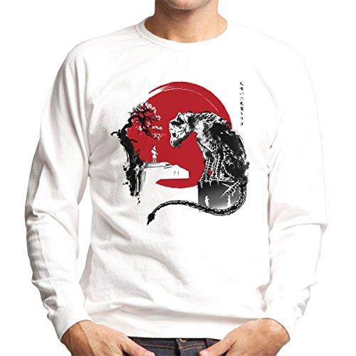 Cloud City 7 The Guardian Inspired by The Last Guardian Men's Sweatshirt