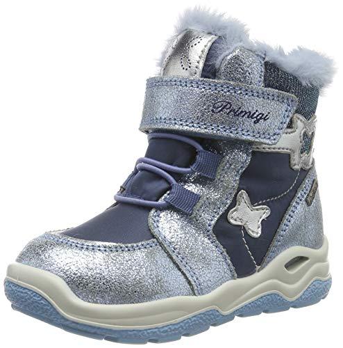 PRIMIGI Baby Mädchen PGY Gore-TEX 43697 Stiefel, Blau (Fog/Jeans 4369700), 24 EU