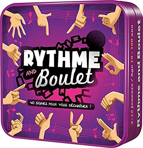 Rythme & Boulet - Asmodee - Jeu de société - Jeu d'ambiance