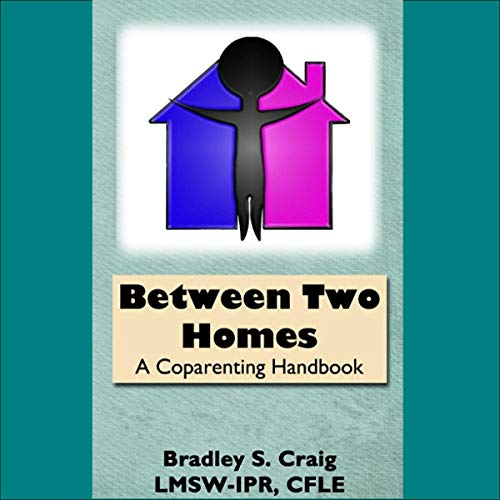 Between Two Homes audiobook cover art