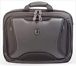 Mobile Edge Alienware Orion M17x ScanFast TSA Checkpoint Friendly 17.3-Inch Gaming Laptop Messenger Bag, Large Capacity, Black (ME-AWMC2.0)