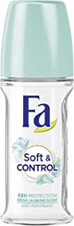 Fa deodorant Roll On 50ml Soft & Control