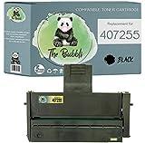 The Bubbli Original | 407254 407255 Tóner Compatible para RICOH SP200 SP213W SP211 SP204SFN SP201N SP204SN SP201 SP204SF SP210 SP213SUW SP204SFNW (1 Negro)