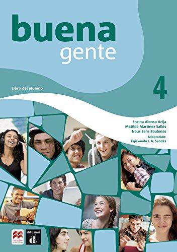 Buena Gente - Libro Del Alumno Estândar (Volume 4)