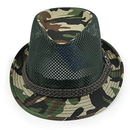 LOCOMO Camouflage Military Breathab…
