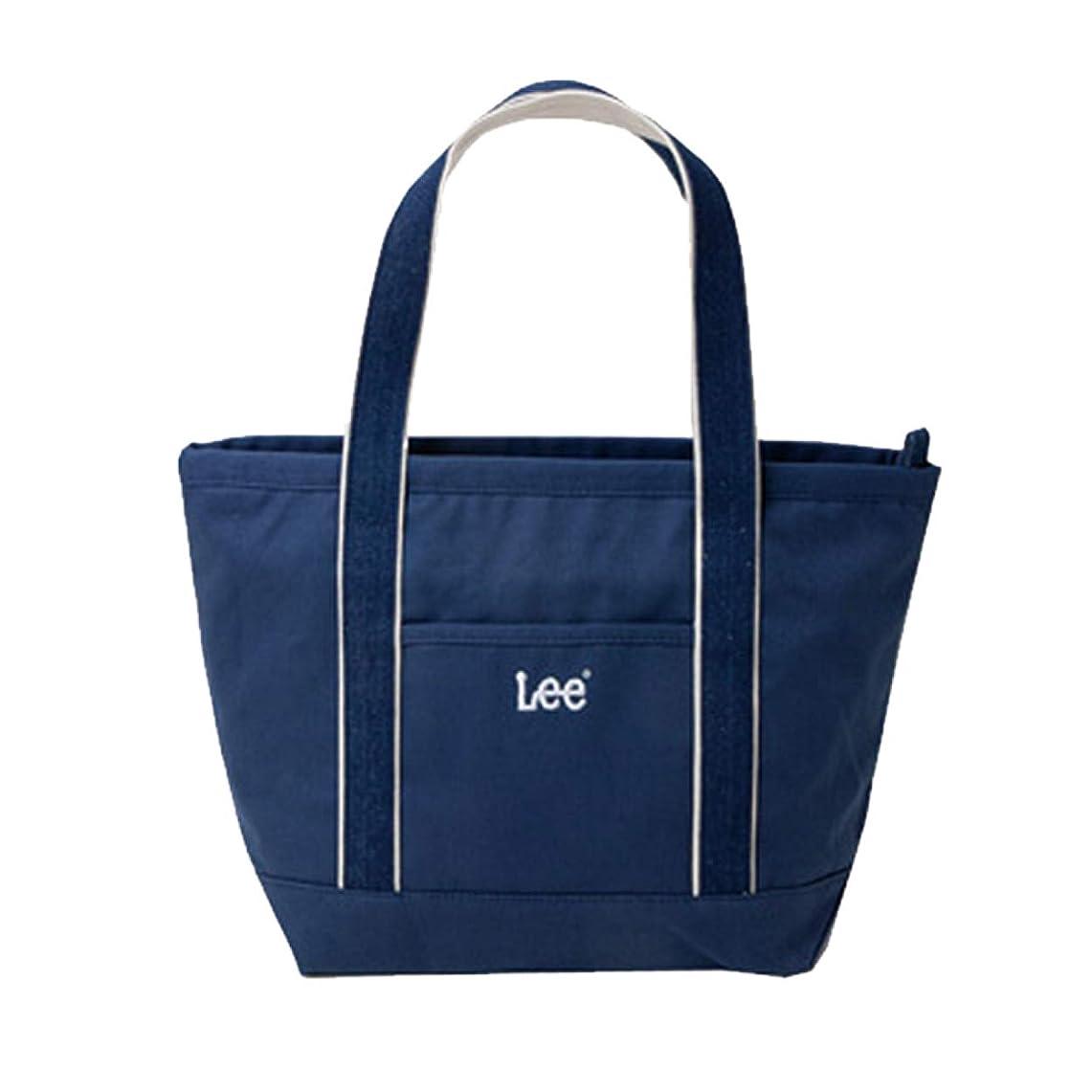 船上テレビを見るシンジケート取寄品リー Lee ハンプトート トートバッグ バッグ 鞄 キャンバス ランチバッグ ランチトート 0425308