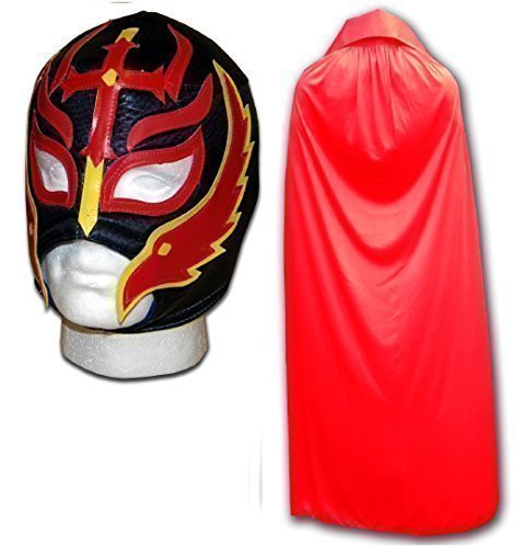 Son of Devil adult luchador mexican wrestling mask g.y.r.