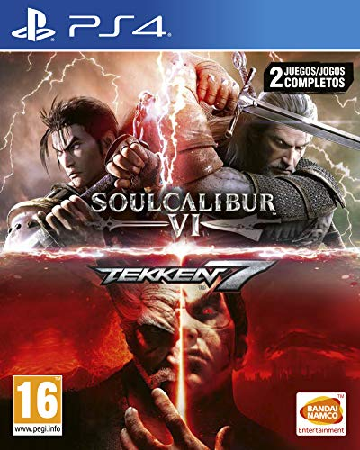Pack: Tekken 7 + SoulCalibur VI - PlayStation 4 [Edizione: Spagna]