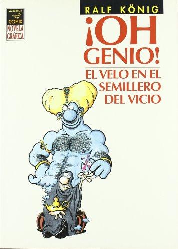 Oh Genio! - El Velo En El Semillero Del Vicio (Vibora - Oh Genio)