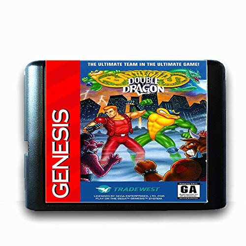 Dragon Sega Megadrive