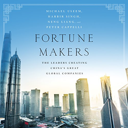 Fortune Makers audiobook cover art