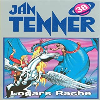 Logars Rache (Jan Tenner Classics 38) Titelbild