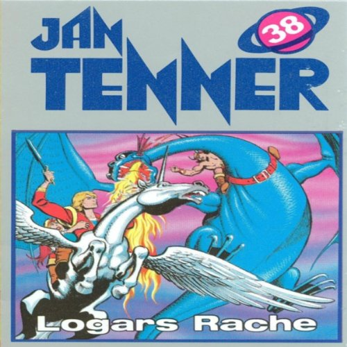 Logars Rache (Jan Tenner Classics 38) audiobook cover art