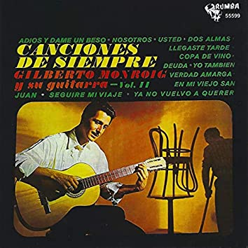 Canciones De Siempre, Vol. II