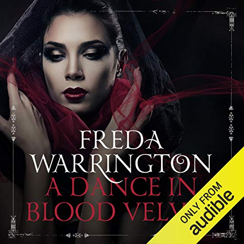 A Dance in Blood Velvet cover art